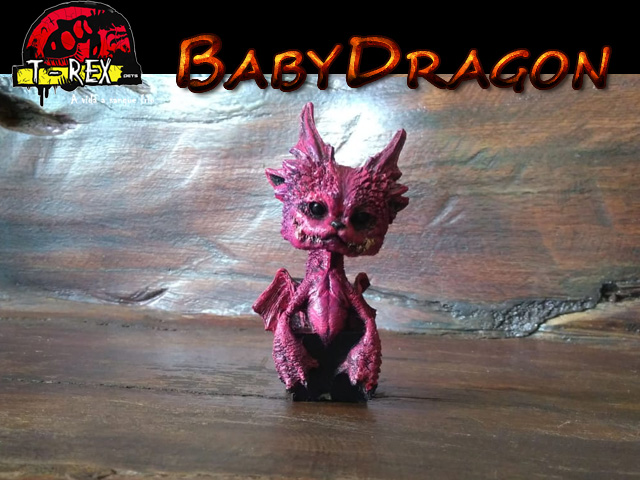 ToyArt Dragao em resina Réplica Game Of Thrones Action Toy